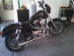 best 2 1 exhaust for my application nightster lean angle
