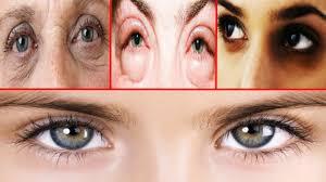 remove dark circles wrinkles eyes puffy eyes homemade eye cream 100 effective home remes