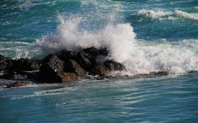 Image result for waves on shore images