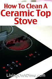 glass top stove cleaner stove cleaner outstanding how to clean a ceramic top stove step glass top stove cleaner