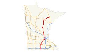 u s route 169 in minnesota wikipedia Mn Highway Map Mn Highway Map #42 mn highway map pdf