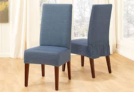 amazing dining chair slipcovers sure fit home decor room within covers ideas 17