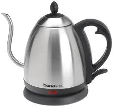 modern tea kettle