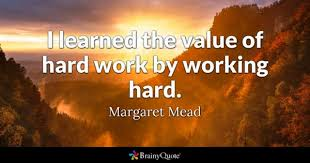 Inspirational Quotes About Hard Work Simple Hard Work Quotes BrainyQuote