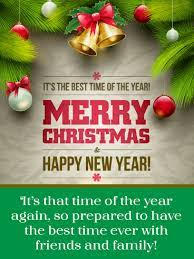 To make this holiday season unforgettable, find the perfect merry christmas & happy new year wishes to send to your loved ones. Merry Christmas Happy New Year Wishes Birthday Wishes And Messages By Davia
