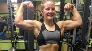 Free muscle girl pics
