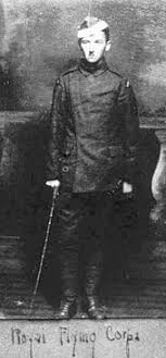 william faulkner  cadet faulkner in toronto 1918