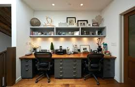 shared office space ideas. Shared Home Office Space View In Gallery Turn The Staircase Landing Into An Workspace . Ideas N