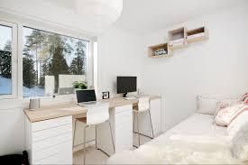 ikea office space. Modren Office IKEA Hack Desktop With Plenty Of Space By HUSKVERNAcom On Ikea Office Space