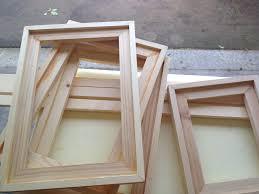homemade wooden frame ideas wood plans