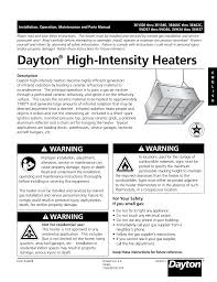 dayton unit heater wiring diagram dayton image dayton 3e134e troubleshooting guide on dayton unit heater wiring diagram