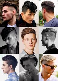 all haircuts for men all hair trend 2017