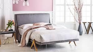 Tasmanian Oak Bedroom Furniture Bedroom Furniture Bed Frames Bed Frame Domayne
