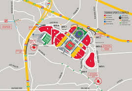Kansas City Chiefs Arrowhead Seating Chart Chiefs Parking Tailgating Directions Maps Kansas