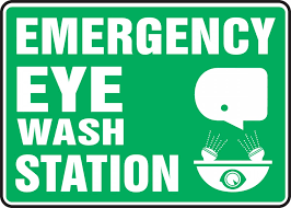 Image result for eye wash station