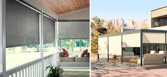 photo 2 of 5 exterior sun blinds outdoor curtains shades window patio motorized shade figure 1 outdoor window shades