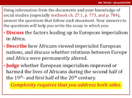 dbq african imperialism 5