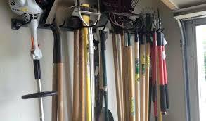 garden tool hangers for garage by garden tool hangers for garage garden tool
