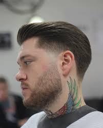 clic men s haircut s back taper fade