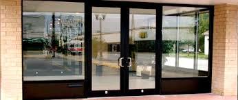 glass storefront door. Modren Storefront Garage Door And Glass Storefront D
