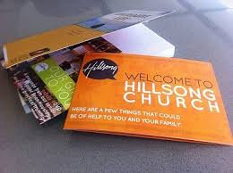 Church Welcome Brochure Samples Welcome Packet Hillsong Church Welcome Ideas Visitors
