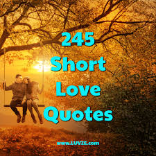 Short Love Quotes For Her Custom 48 Short Love Quotes For Him And Her