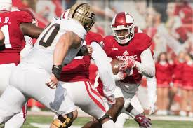 Ball, Crawford give IU playmakers on back side   Sports   heraldbulletin.com