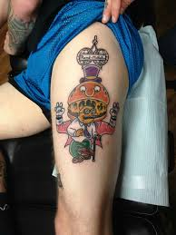 My Simpsons Rand Mcnally Tattoo Imgur