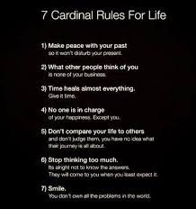 Download 40 Rules Of Life Quote Ryancowan Quotes Adorable 7 Rules Of Life Quote