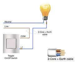 2 wire lighting system
