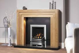 berley clear oak fire surround gb mantels solid wooden