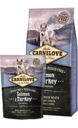 <b>Carnilove Salmon</b> & turkey <b>Puppy</b> 12 kg - Vivapets
