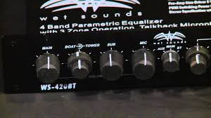 2015 water sports gear guide wetsounds 420 bt equalizer 2015 water sports gear guide wetsounds 420 bt equalizer