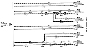 97 lincoln town car radio wiring diagram 97 image 89 town car wiring diagram 89 wiring diagrams on 97 lincoln town car radio wiring