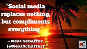 Quotes About Social Media Custom 48 Of The Best Social Media Marketing Quotes EClincher