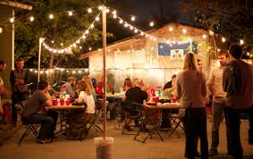 outside lighting ideas for parties. Beautiful Perfect Backyard Party Lights With Jamie Ivey Outside Lighting Ideas For Parties O