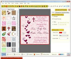 Wedding Card Maker Software Creates Marriage Invitation Cards
