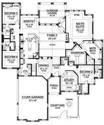 plan 36226tx one story luxury with bonus room above ranch house Southern House Plans One Story plan 36226tx one story luxury with bonus room above one story house plans southern living