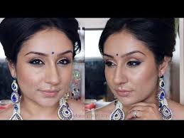 grwm step by step indian bridal party makeup tutorial makeup with raji