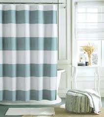 teal striped shower curtain. tommy hilfiger cotton shower curtain wide stripes fabric charcoal grey navy blue cabana stripe teal striped a