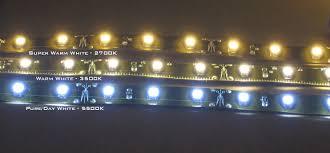 2700k Under Cabinet Lighting Super Warm White 2700k Water Resistant Led Strips 12v