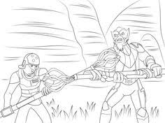 Small Picture Star Wars Rebels Characters coloring page Cool printables