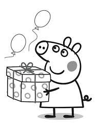 Small Picture Dibujos de Pepa Pig para Colorear y Pintar Imagenes de Peppa Pig