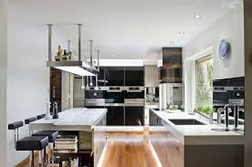 Modern kitchen ideas 2012 Small Contemporary Kitchen In Australia By Darren James