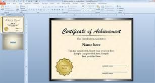 Microsoft Publisher 2010 Certificate Templates Customcartoonbakery Com