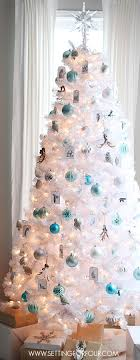 See how I decorated my Winter Woodland Glam White Christmas Tree for the  holidays! DIY