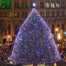 Christmas Lights In Elmira Ny Christmas Tree Lightings In Upstate Ny 2017 Schedules
