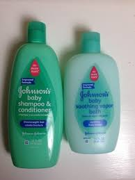 Johnson's Baby: What I'm Using These Days