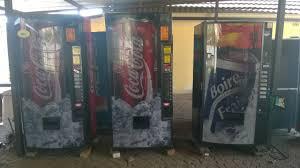 Vending Machines Gauteng Beauteous 48 X Coke Vending Machines For Sale R48 48 Junk Mail