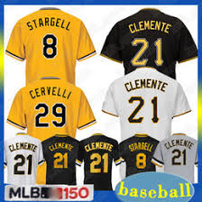 China Suppliers com Baseball Manufacturers Best Clemente Dhgate - Jersey Roberto